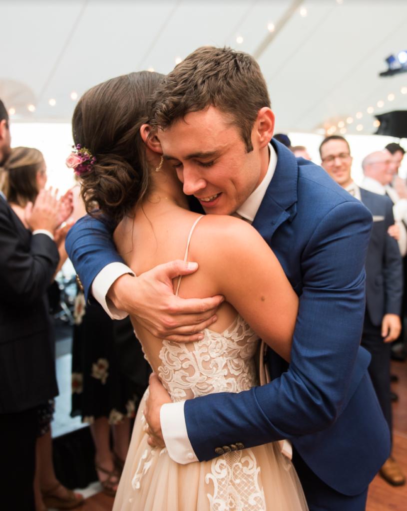 Oceanside Wedding: Emma + Jake