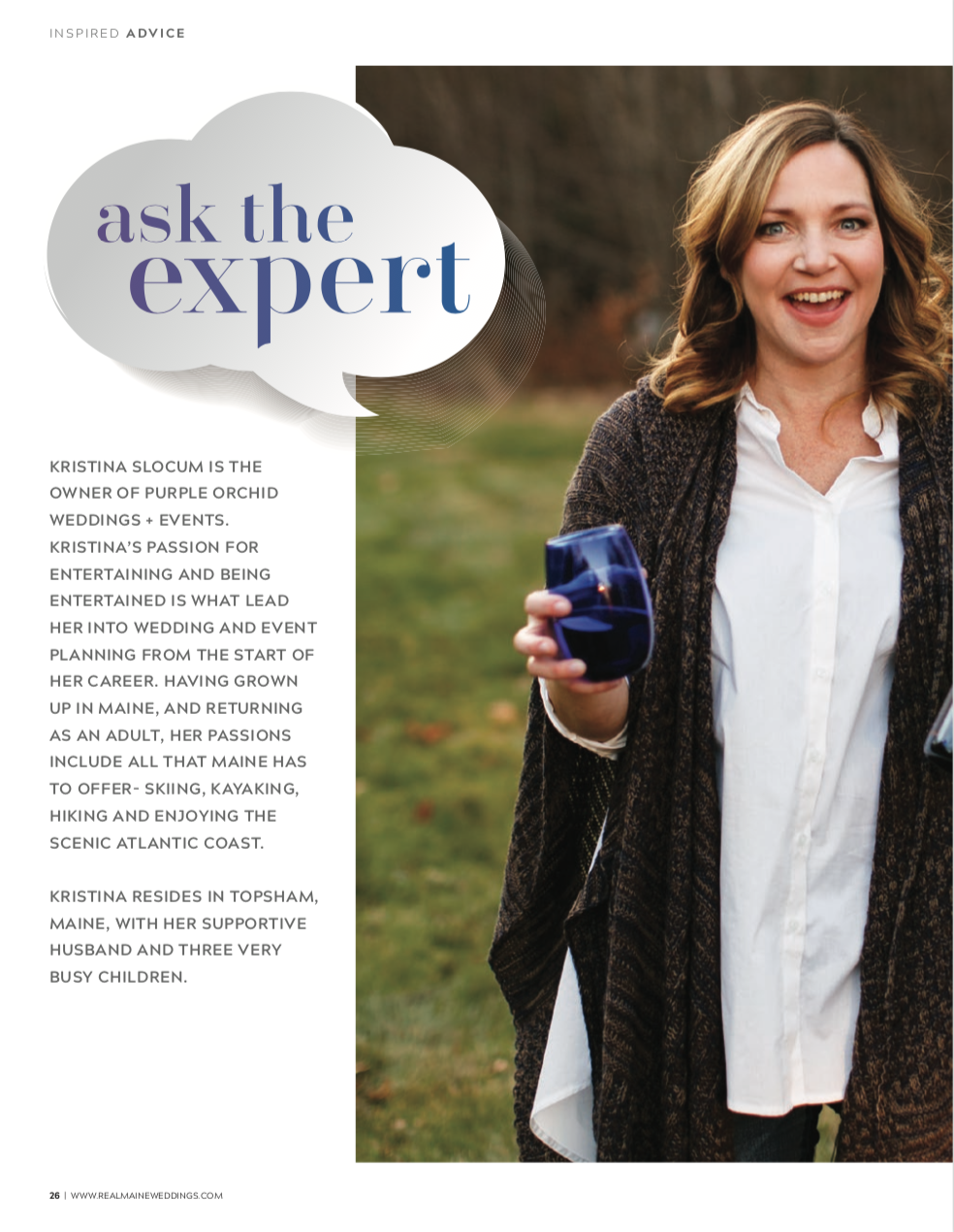 Behind the Scenes of Ask the Expert