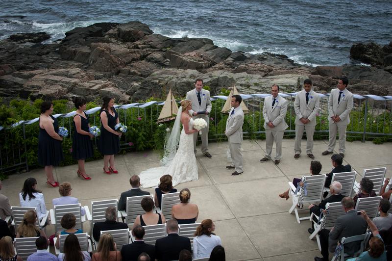 maine wedding venues: going coastal
