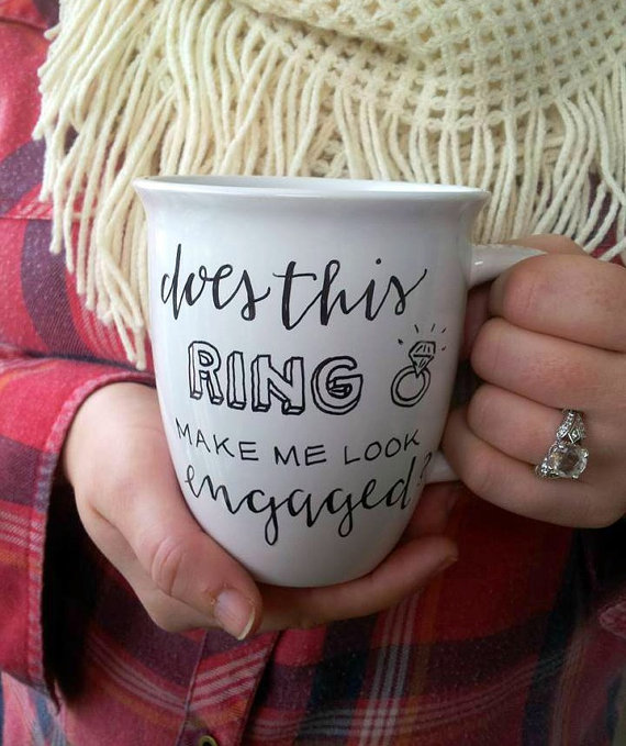 inspiration: announcing your engagement