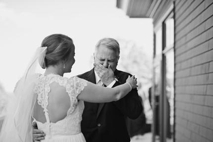 Parents at Weddings